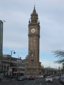 21-Belfast-Albert Memorial Clock