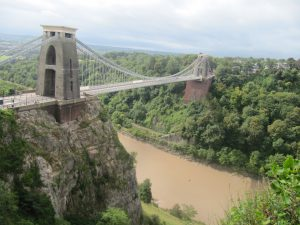 Bristol-Suspensions Bridge-4