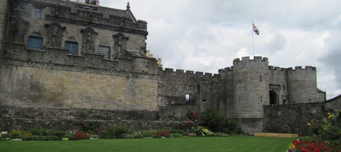 Schottland: Stirling Castle