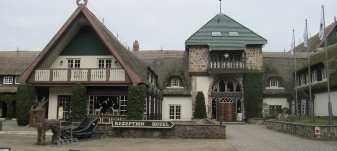 Forsthaus Damerow in Koserow